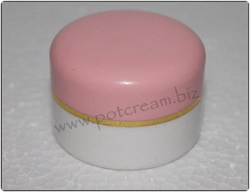 PP putih-pink
